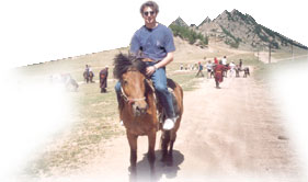 Horse riding tour in Mongolia. Mongolia horse riding tour. Tour to Mongolia. Horse.