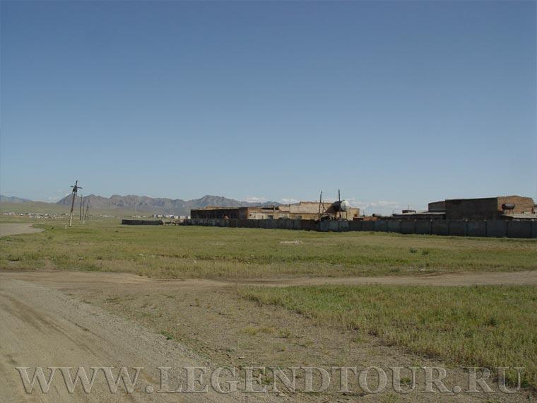 Аэродром в налайхе жилой городок