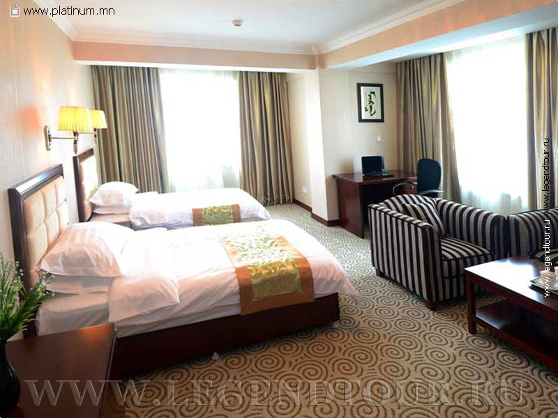 Platinum hotel 4 in mongolia ulaanbaatar hotel in for Decor hotel ulaanbaatar mongolia
