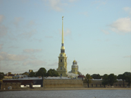 Peter & Paul Fortress.